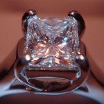 princess cut diamond