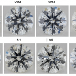 Diamond grades clarity chart real life examples