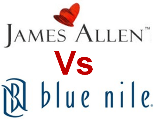 James Allen vs Blue Nile