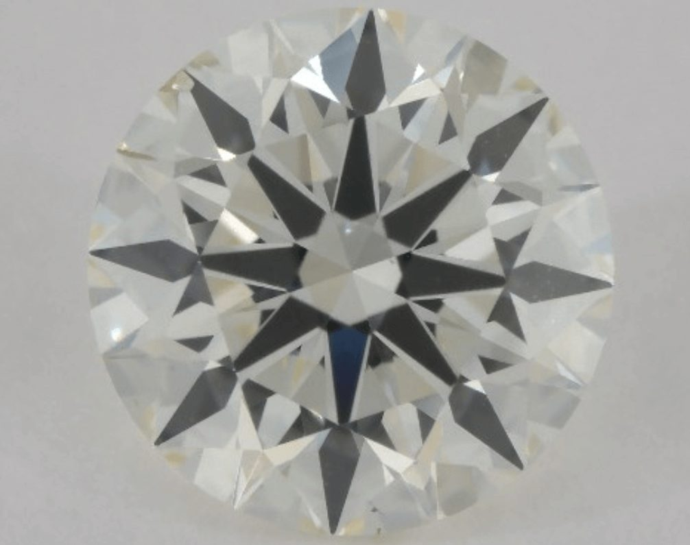 K colored diamond from James Allen