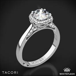 Tacori engagement rings at Whiteflash