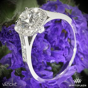 Vatche ring settings at Whiteflash