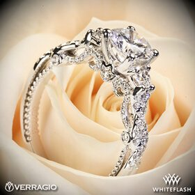 Verragio ring settings at Whiteflash