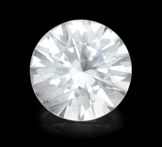 White sapphire by The Natural Sapphire Company