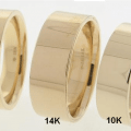 differences 10K 14K 18K yellow gold