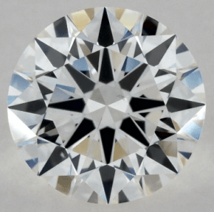 0.90 CARAT G-VS2 EXCELLENT CUT ROUND DIAMOND