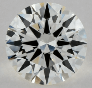 1 CARAT K-VS1 EXCELLENT CUT ROUND DIAMOND