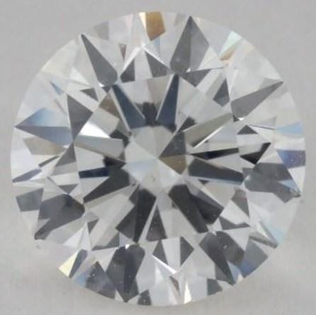 Diamond outside of Super Ideal Cut Proportions