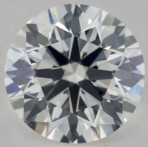 Diamond within Super Ideal Cut Proportions