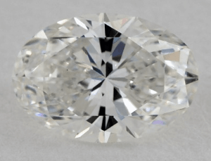 Oval Diamond Shape 0.9ct G-VS2