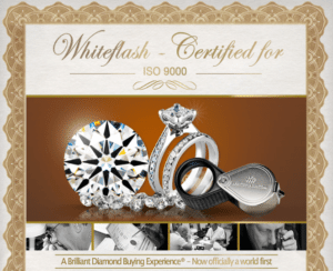Whiteflash ISO 9000