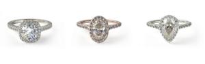 5 carats rings