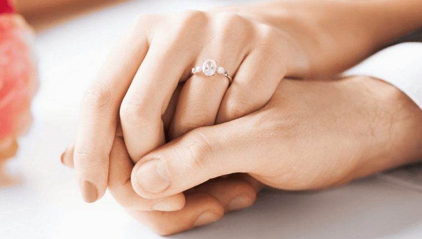 what finger is your wedding ring on rings what finger does wedding ring go - Where Does The Wedding Ring Go