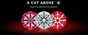 A Cut Above Hearts and Arrows