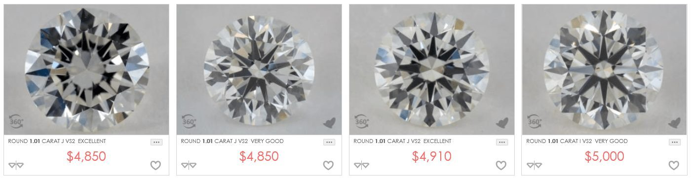 Diamond Color Vs Clarity Which Is More Important