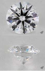 D colored diamond