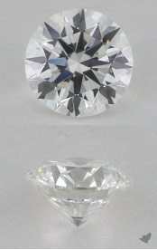 E colored diamonds