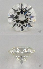 J colored diamonds