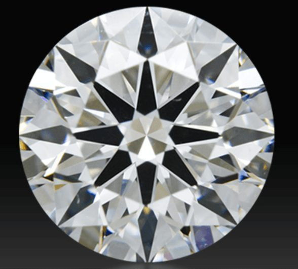 Whiteflash actual diamond image
