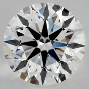 1 CARAT F-IF EXCELLENT CUT ROUND DIAMOND