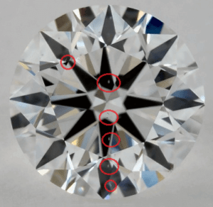 1 CARAT F-VS2 EXCELLENT CUT ROUND DIAMOND