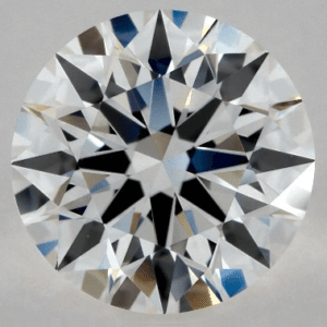 1 CARAT F-VVS2 EXCELLENT CUT ROUND DIAMOND