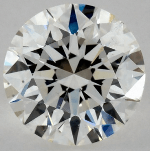 1.01 CARAT G-VS2 EXCELLENT CUT ROUND DIAMOND FIRE