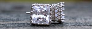 Crown side princess cut