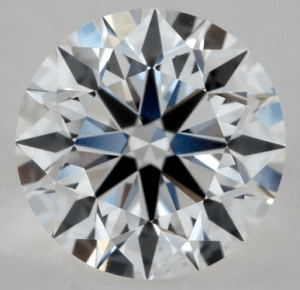 EXCELLENT CUT - 1 CARAT G-VS2 ROUND DIAMOND