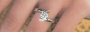 James Allen Engagement Ring