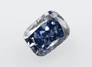 Leibish Blue Fancy Colored Diamonds