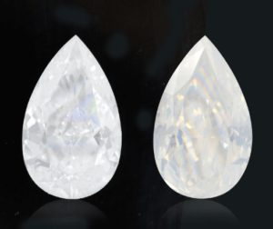 Leibish White Fancy Colored Diamonds
