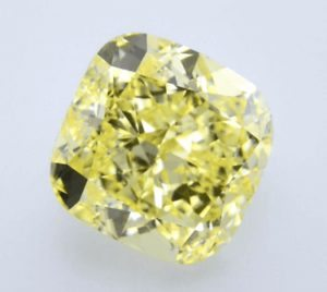 Leibish Yellow Fancy Colored Diamonds