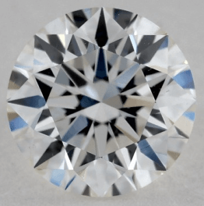 No Fire 1.01 CARAT G-VS2 EXCELLENT CUT ROUND DIAMOND