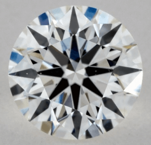 PERFECT CUT - 1 CARAT G-VS2 TRUE HEARTS IDEAL DIAMOND