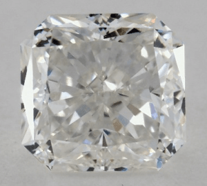Radiant Diamond Shape 0.9ct G-VS2