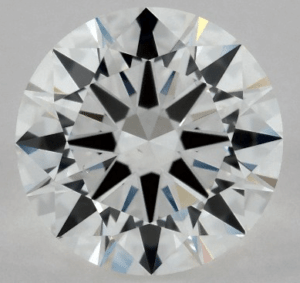 Round Diamond Shape 0.9ct G-VS2 Excellent