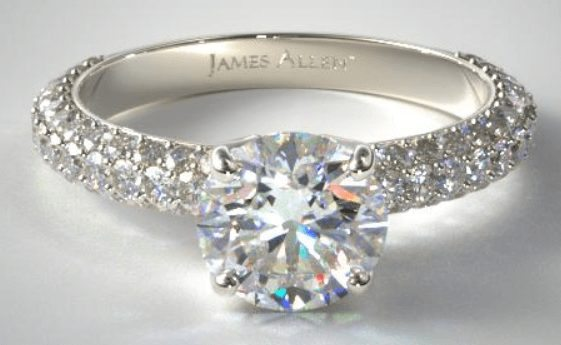 21ae84dae The Ultimate Engagement Ring Settings Guide with all Pros and Cons