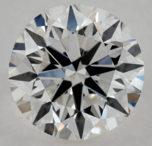 VERY GOOD - 1 CARAT G-VS2 CUT ROUND DIAMOND