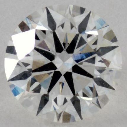 Eye Clean SI1 Diamond with no visible inclusions