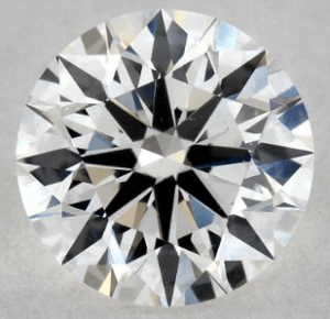 0.79 CARAT H-VS2 EXCELLENT CUT ROUND DIAMOND
