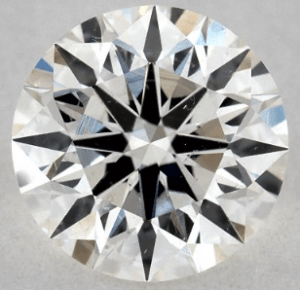0.81 CARAT G-SI1 EXCELLENT CUT ROUND DIAMOND
