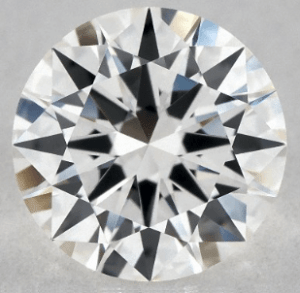 1.00 CARAT G-VVS2 EXCELLENT CUT ROUND DIAMOND