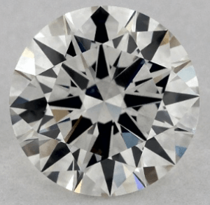 1.00 CARAT H-VS2 EXCELLENT CUT ROUND DIAMOND