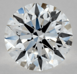 None Fluorescence 1.00 CARAT E-VS2 EXCELLENT CUT ROUND DIAMOND