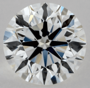 None Fluorescence 1.00 CARAT F-VS2 EXCELLENT CUT ROUND DIAMOND