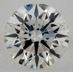 None Fluorescence 1.00 CARAT J-VS1 EXCELLENT CUT ROUND DIAMOND