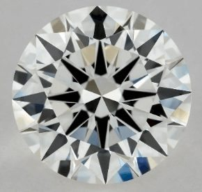 1.01 CARAT G-IF EXCELLENT CUT ROUND IF DIAMOND