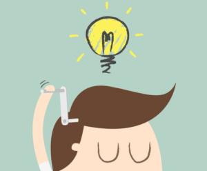 thinking idea