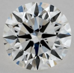 1 CARAT G-VS1 EXCELLENT CUT ROUND DIAMOND